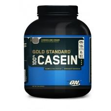 Gold Standard 100% Casein Protein 4lb/Banana